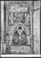 CH-NB - Champvent, Château de Champvent, chapelle, vue partielle intérieure - Collection Max van Berchem - EAD-7238.tif