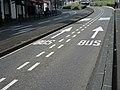 CLTFD Avenue Carnot guidage optique 2014-09-10.JPG