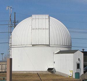Helen Sawyer Hogg - The Helen Sawyer Hogg Observatory