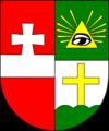 COA archbishop AT Milde Vinzenz Eduard2.png