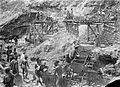 COLLECTIE TROPENMUSEUM Dagbouw in de steenkolenlagen van de steenkoolmijn boven Doerian te Atjeh Karoe Sumatra TMnr 10006964.jpg