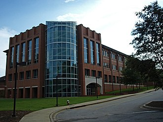 Campus of Clemson University - Image: CU Biosystems Research Complex Aug 2010