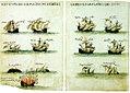 Cabral armada of 1500 (Livro de Lisuarte de Abreu).jpg