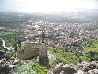 Calatabiano - Image: Calatabiano 01