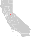 California county map (Amador County highlighted).svg