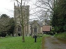 Camerton (Somerset) St Peter's Church - geograph.org.uk - 67585.jpg