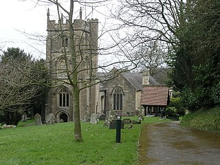 Camerton, Somerset village in the United Kingdom