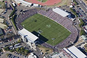 Campbelltown Stadium - Image: Campbelltown Sports Stadium