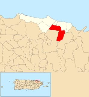 Canóvanas, Loíza, Puerto Rico Barrio of Puerto Rico