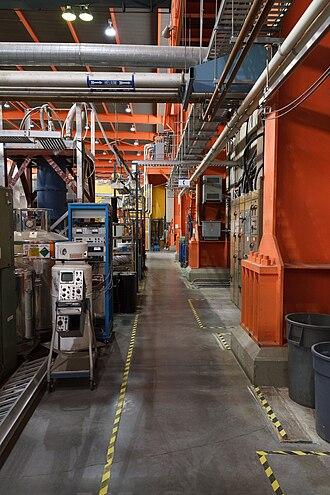 TRIUMF - Image: Canadian Science TRIUMF cyclotron Flickr Cargo Cult (21)