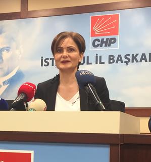 Canan Kaftancıoğlu Turkish politician