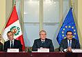 Canciller recibe a Comisario de Desarrollo de la UE y anuncian importante monto de cooperación (14702580246).jpg