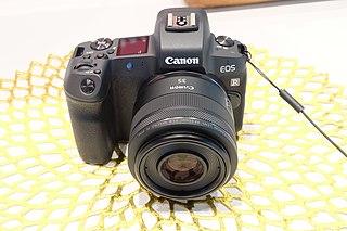 Canon EOS R Digital mirrorless camera