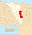 Canovanillas, Carolina, Puerto Rico locator map.png