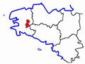 Canton de Châteauneuf-du-Faou(Position).png