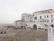 Cape Coast Castle (slave trading castle)