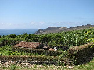 Capelo Civil parish in Azores, Portugal