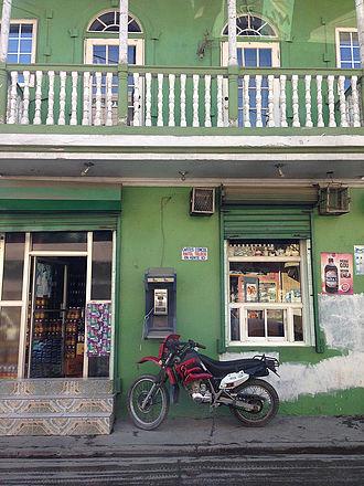 Cap-Haïtien - A street scene in Cap‑Haïtien