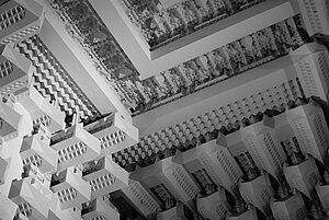 Capitol Theatre, Melbourne - Ceiling detail