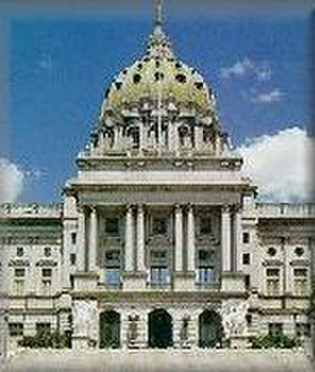 Capitol front