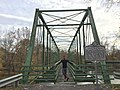 Capon Lake Whipple Truss Bridge Capon Lake WV 2015 10 25 08.JPG