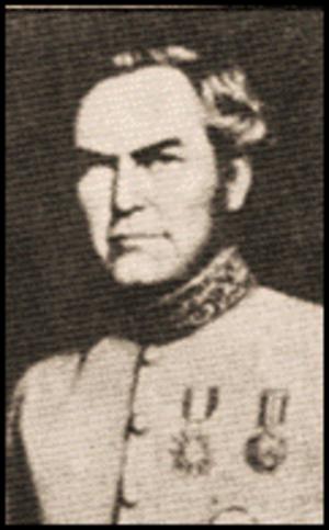John Bush (admiral of Siam) - Image: Captain Bush