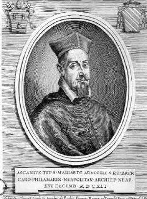 Ascanio Filomarino - Cardinal Filomarino