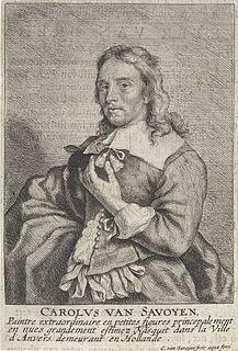 Carel van Savoyen painter