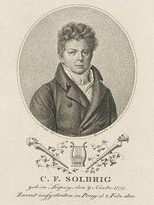 Carl Friedrich Solbrig (Stich von Friedrich August Junge) (Quelle: Wikimedia)