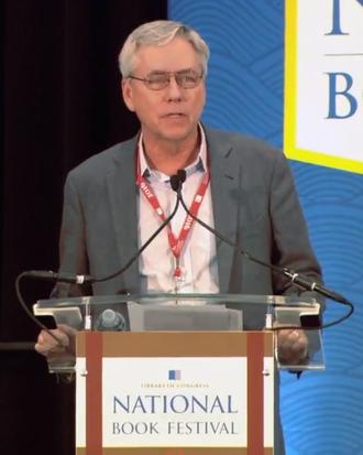 Carl Hiaasen - Carl Hiaasen at the 2016 National Book Festival