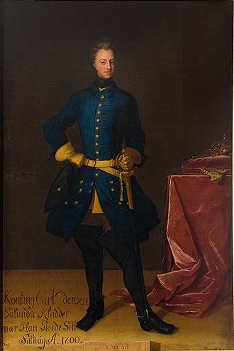 History of Charles XII - Charles XII of Sweden