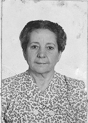 António Botto - Carminda Rodrigues, Botto's common-law wife.