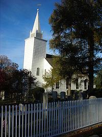 Caroline Church and Cemetery Nov 07.jpg