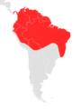 Carollia brevicauda map.png