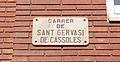 Carrer de Sant Gervasi de Cassoles (Barcelona) 01.jpg