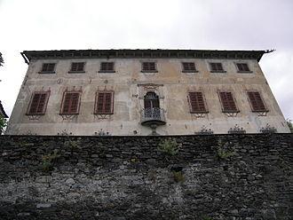 Masera - Farina house in Masera  1683