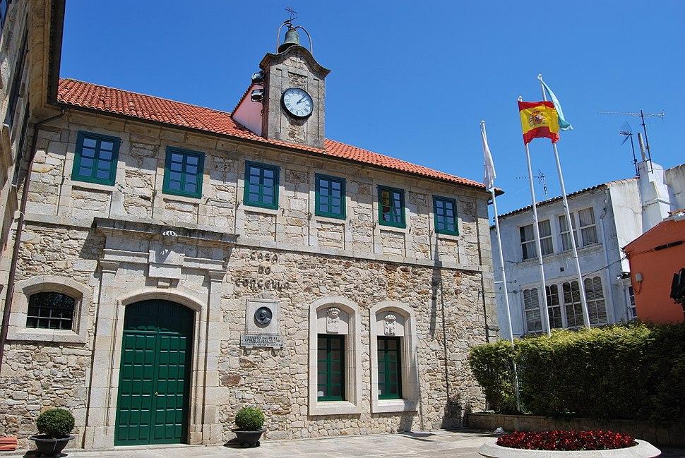 Casa concello Ortigueira