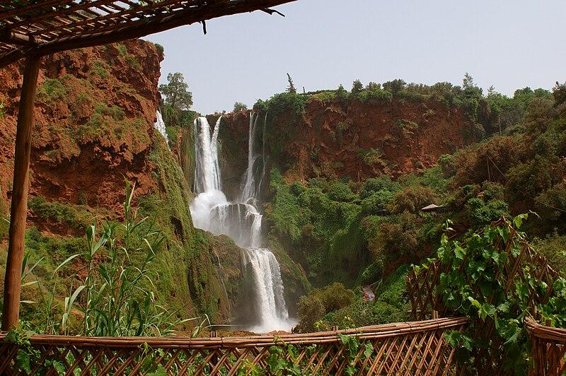 File:Cascades d'Ouzoud - 1.jpg
