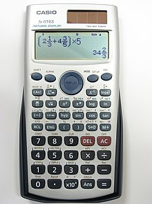 scientific calculator wikipedia