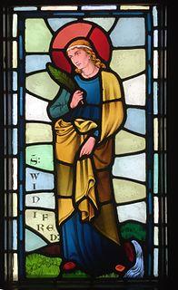 Saint Winifred 7th century Welsh saint