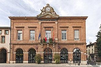 Castelsarrasin - Castelsarrasin town hall