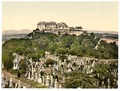 Castle from tower, Stirling, Scotland-LCCN2002695055.tif