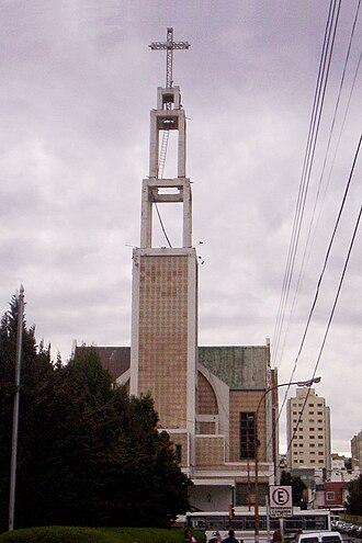 Comodoro Rivadavia - San Juan Bosco Cathedral