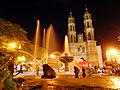 Catedral Tepic y Fuente.JPG