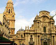 Santa María Cathedral of the Diocese of Cartagena