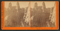 Cathedral Spires, 2200 ft.,Yosemite Valley, Mariposa County, Cal, by Watkins, Carleton E., 1829-1916.png