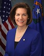 Catherine Cortez Masto official portrait