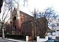 Catholic Apostolic Church, Maida Avenue W2 - geograph.org.uk - 351954.jpg
