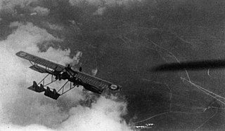 Caudron G.4 French WW1 bomber aircraft