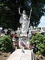 Cemetery, Drabos family grave, 2017 Hatvan.jpg
